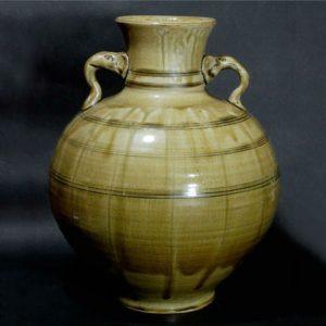 ceramic vessel art